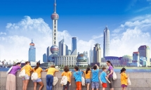 Learn Chinese in Shanghai, Chinese Summer Camp Tour of Shanghai
