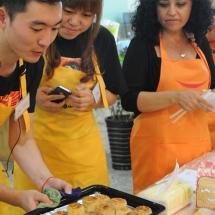 Cooking at That's Mandarin